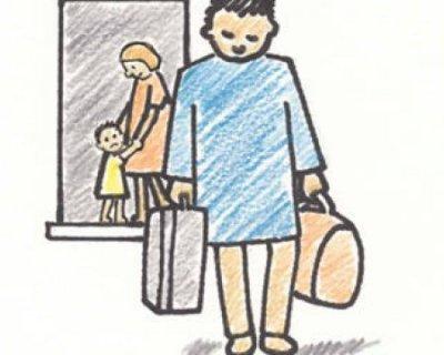 Padri separati i nuovi poveri for Case con alloggi separati
