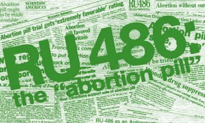 Pillola abortiva RU486 arriva in Italia