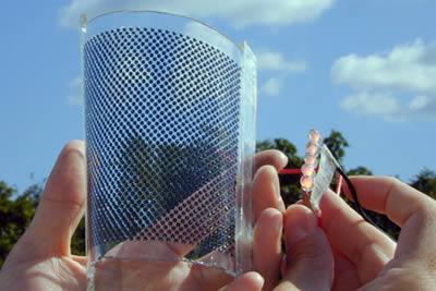Spheral Microfotovoltaico Per Finestre