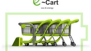 E-Cart il carrello ecologico che genera energia elettrica