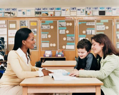 Colloqui insegnanti genitori