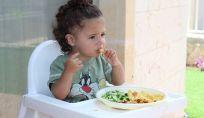 Bambini che non hanno appetito