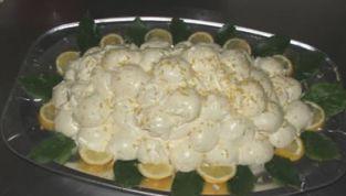 Profiteroles al limone