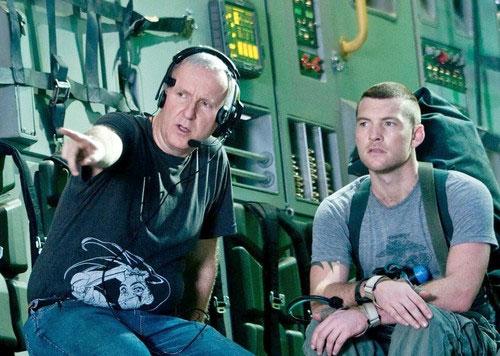 James Cameron dirige Avatar