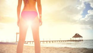 Somatoline Cosmetic trattamento solare anticellulite