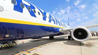 Ryanair ripropone il volo in piedi
