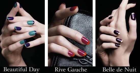 Manucure Couture YSL autunno inverno 2010 2011