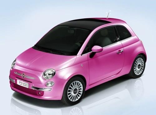 Nuova Fiat '500