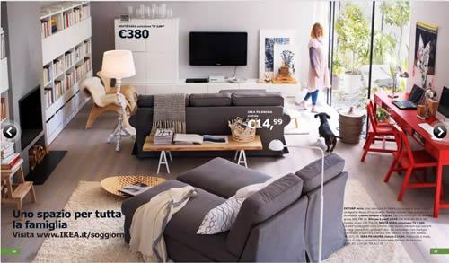nuovo catalogo ikea 2011 - Cucina E Soggiorno Insieme Ikea