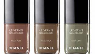 Les Khakis di Chanel