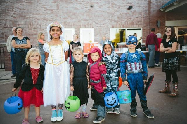 Halloween Per Bambini.Halloween Per Bambini