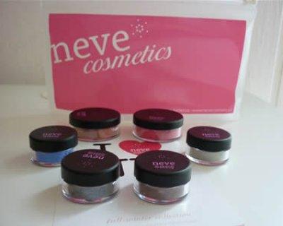 Review collezione New York di Neve MakeUp