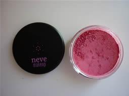Blush Soho linea New York Neve Makeup