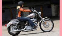 Prima volta sulla Harley
