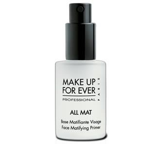 All Matt Base Matifiante Visage della Make Up Forever