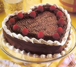 Ricette di San Valentino: cuore di cioccolato
