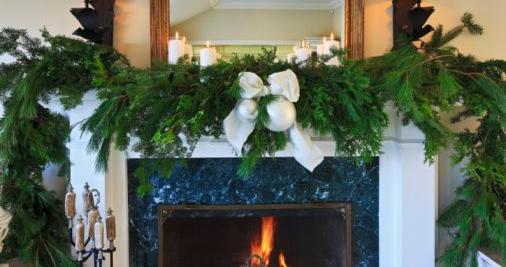Decorazioni di natale per la casa fai da te for Festoni natalizi fai da te