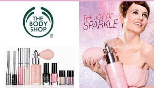 The Body Shop make up Natale 2010