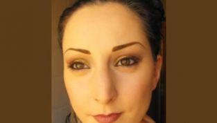 Make up semplice per il capodanno