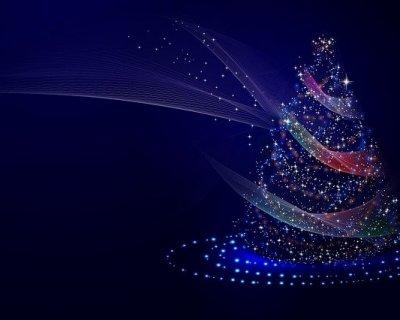 Foto Dell Albero Di Natale.Test Dell Albero Di Natale