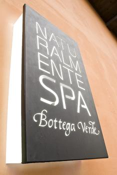 Naturalmente Spa Bottega Verde