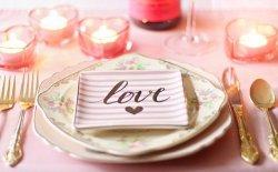 Cena di San Valentino: crea l'atmosfera giusta!