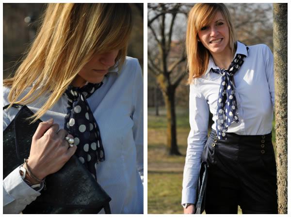 Outfit passeggiata nel parco