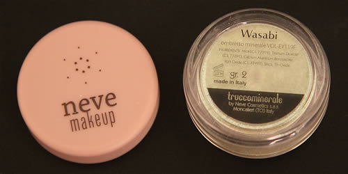 Ombretto Wasabi Kawaii Collection Neve Makeup