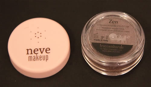 Ombretto Zen Kawaii Collection Neve Makeup