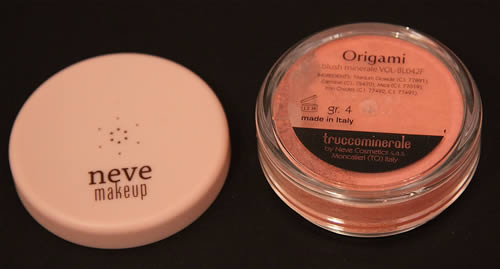 Blush Origami Kawaii Collection Neve Makeup