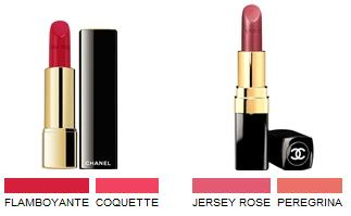 Rossetti Chanel Make Up Collection Les Perles