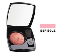 Blush Chanel Make Up Collection Les Perles