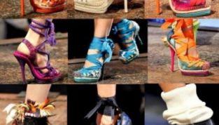 Tendenze scarpe primavera estate 2011
