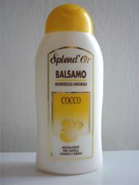 Balsamo Splend Or al cocco