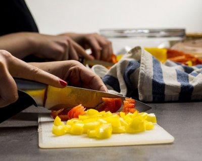 Come tagliare le verdure e preservare la loro energia interna