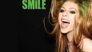 Smile, il nuovo singolo Avril Lavigne