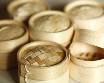 CHS Group utensili cucina in bamboo