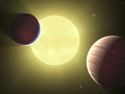 Transiti pianeti
