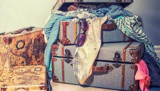 Come preparare la valigia in 10 mosse