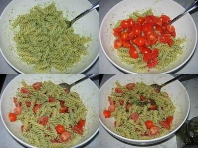 Ricette pasta fredda light