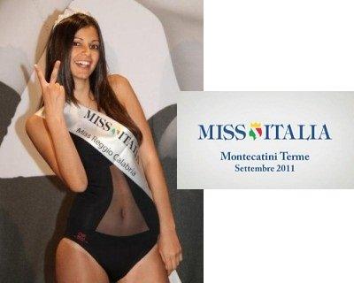Stefania Bivone Miss Italia 2011