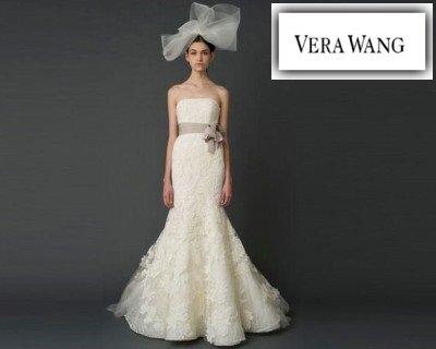 Abiti da sposa Vera Wang 2012