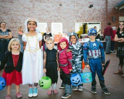 Costumi di Halloween fai da te per bambini