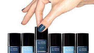 Les Vernis Jeans di Chanel