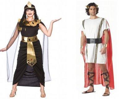 Costumi per coppia per Halloween