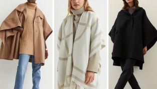 Come abbinare mantella, poncho e cappe