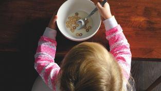 Importanza della merenda per i bambini