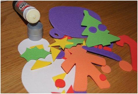 Decorazioni Di Natale Scuola Materna : Addobbi natalizi per il salone scuola dell infanzia piaget