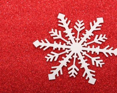 Fiocchi Di Neve Di Carta Tutorial : Fiocchi di neve di carta