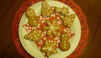 Biscotti di pan di zenzero col Bimby